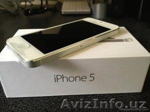 Нового разблокирован Apple, iPhone 5 64 Белый - Изображение #1, Объявление #919919